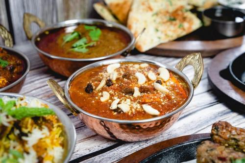 Butter Chicken & Lamb Rogan Josh